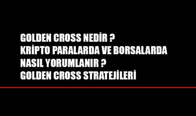 Golden cross ne demek